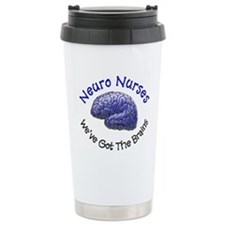 Neuro Nurse Travel Mug