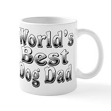 WORLDS BEST Dog Dad Mug