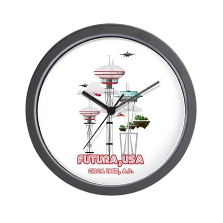 Futura USA Wall Clock