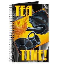 Art Deco Tea Time Journal