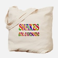 Awesome SNAKES Tote Bag
