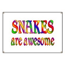 Awesome SNAKES Banner