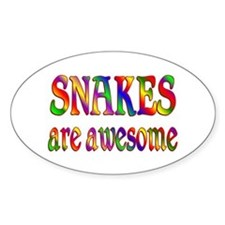 Awesome SNAKES Decal