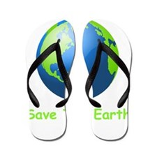 Cute Saves the day Flip Flops