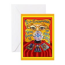 Zia Giovanna Greeting Cards (Pk of 10)