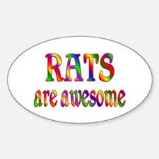 Awesome RATS Decal
