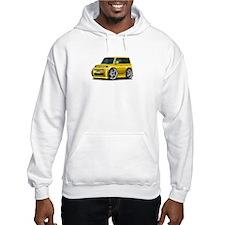 Scion XB Yellow Car Hoodie