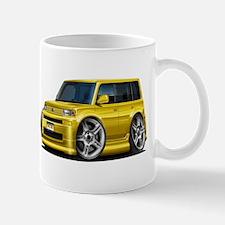 Scion XB Yellow Car Mug