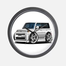 Scion XB White Car Wall Clock