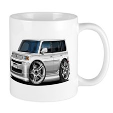 Scion XB White Car Mug