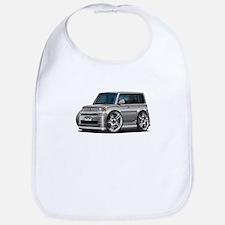 Scion XB Silver Car Bib