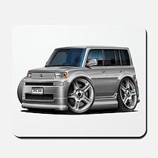 Scion XB Silver Car Mousepad
