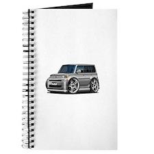 Scion XB Silver Car Journal