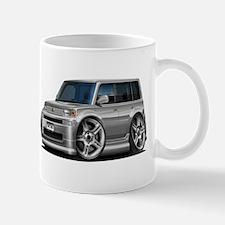 Scion XB Silver Car Mug
