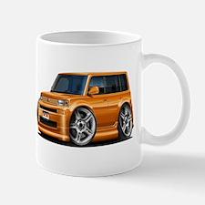 Scion XB Orange Car Mug