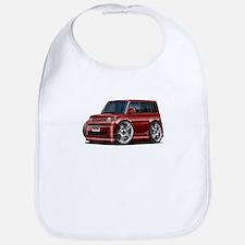 Scion XB Maroon Car Bib