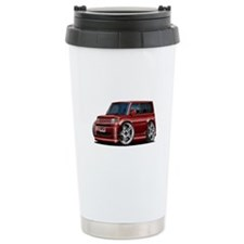 Scion XB Maroon Car Travel Mug