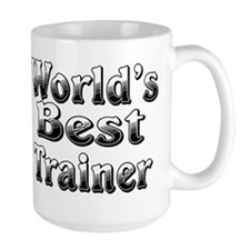 WORLDS BEST Trainer Mug