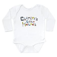 Cute Tools Long Sleeve Infant Bodysuit