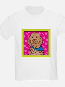 Cockapoo Cartoon T-Shirt