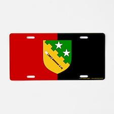 Rikhardr's Aluminum License Plate