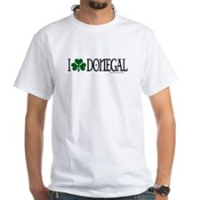Donegal White T-shirt