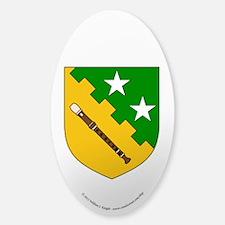 Rikhardr's Sticker (Oval)