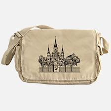 New Orleans Messenger Bag