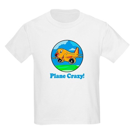 Plane Crazy Kids Kids T-Shirt