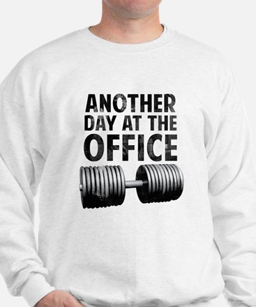 Another day at the office Sweater