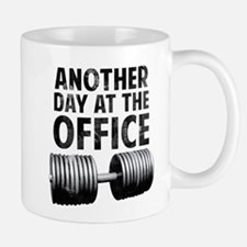 Another day at the office Small Small Mug