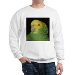 Wasabi/ Double Yellow-headed Sweatshirt