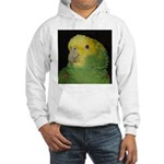 Wasabi/ Double Yellow-headed Hooded Sweatshirt