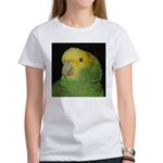 Wasabi/ Double Yellow-headed Women's T-Shirt