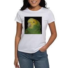 Wasabi/ Double Yellow-headed Women's T-Shirt