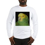 Wasabi/ Double Yellow-headed Long Sleeve T-Shirt