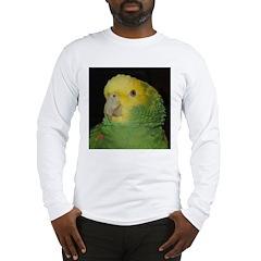 Wasabi/ Double Yellow-headed Long Sleeve T-Shirt