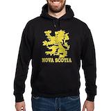 Nova scotia Dark Hoodies
