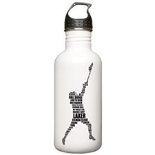 Lacrosse Lingo Water Bottle