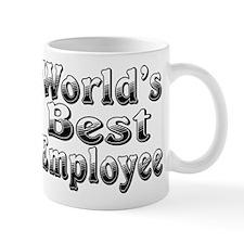 WORLDS BEST Employee Mug