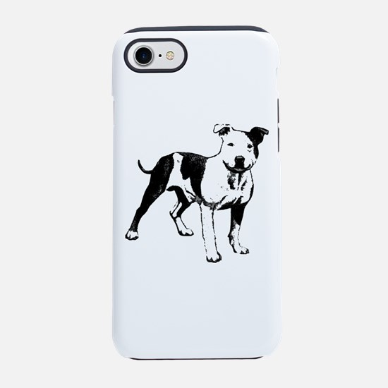Bull Terrier iPhone 7 Tough Case