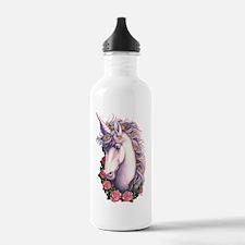 Unicorn Cameo Water Bottle