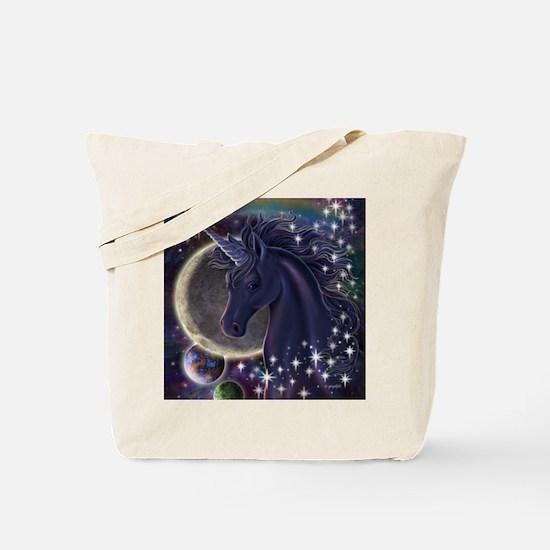 Stellar Unicorn Tote Bag