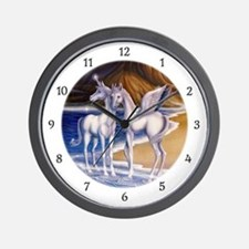 Moonlight Magic Wall Clock