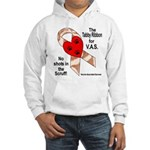 Tabby Ribbon Hooded Sweatshirt