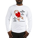 Tabby Ribbon Long Sleeve T-Shirt