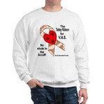 Tabby Ribbon Sweatshirt