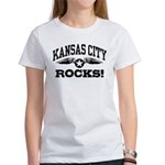 Kansas City Rocks Women's T-Shirt