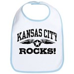 Kansas City Rocks Bib
