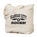 Kansas City Rocks Tote Bag